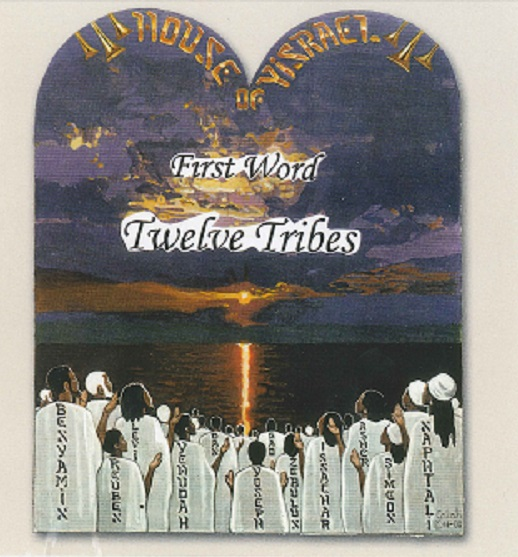 Twelve Tribes CD Cover